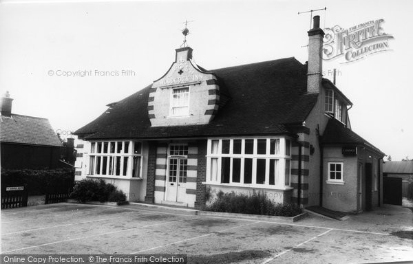 Beacon Hill, Woodcock Inn c.1960