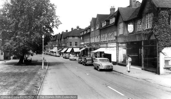Beaconsfield, c.1960