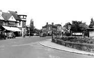 Beaconsfield, Station Parade, New Town c.1955