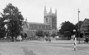 Beaconsfield, The Parish Church c.1950