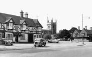 Beaconsfield, The Royal Saracen's Head c.1955