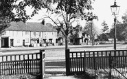 Beaconsfield, View From The Church Yard c.1960