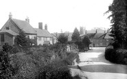 Beaminster, Crewkerne Road 1902