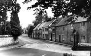 Beaminster, Hogshill Corner c.1955