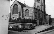 Beaminster, St Mary's Church c.1965