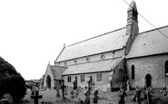 Beaminster, The Church c.1965