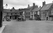 Beaminster, The Square c.1955