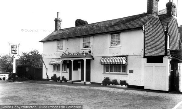 Beare Green, Dukes Head Hotel c.1955