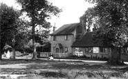 Beare Green, The Blacksmiths Forge 1909