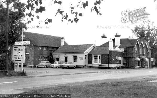 Beare Green, White Hart Inn c.1965