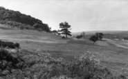 Beauchief, Golf Links c.1950