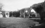 Beaulieu, Abbey Arches 1892