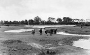 Beaulieu, Hatchet Pond c.1960