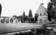 Beaulieu, The Abbey 1908