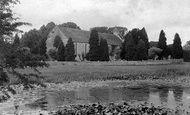 Beaulieu, The Abbey Church 1908