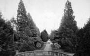Beaumaris, Baron Hill Gardens 1911