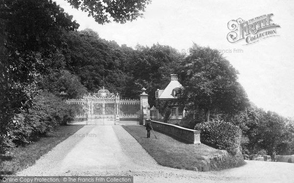 Beaumaris, Baron Hill Lodge 1911