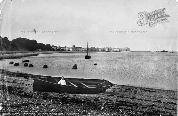 Beaumaris, Beach 1897
