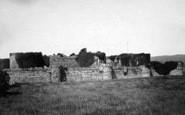 Beaumaris, Castle 1890