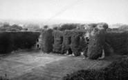 Beaumaris, Castle 1897