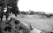 Beaumaris, Castle And Recreation Ground 1911