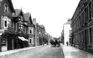 Beaumaris, Castle Street 1904