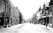 Beaumaris, Castle Street 1911