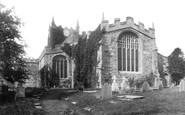 Beaumaris, Church 1904