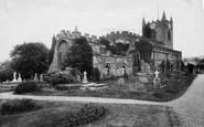 Beaumaris, Church 1911
