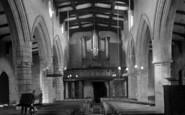 Beaumaris, Church Interior 1904