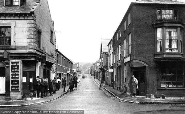Beaumaris, Church Street 1911