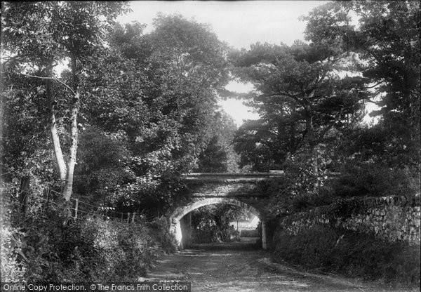 Beaumaris, Pont Rallt Coch Bach 1904
