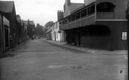 Beaumaris, Rating Row 1935