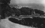 Beaumaris, St Tudno Passing By c.1950