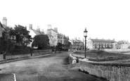 Beaumaris, The Village 1892