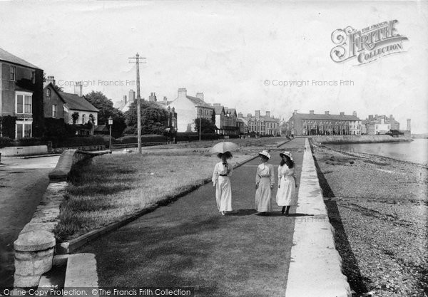 Beaumaris, West End 1911