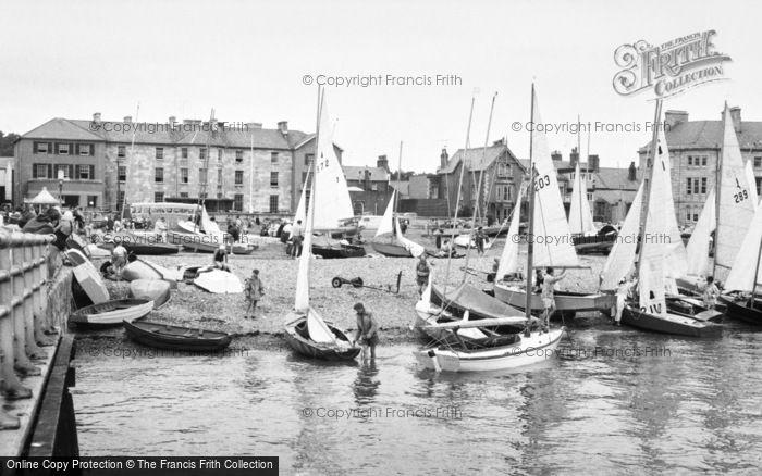 Beaumaris, Yachting 1959