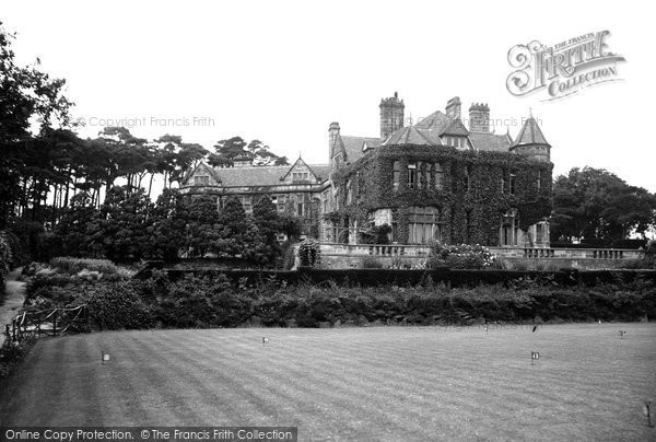 Photo of Bebington, Brackenwood Gardens 1936