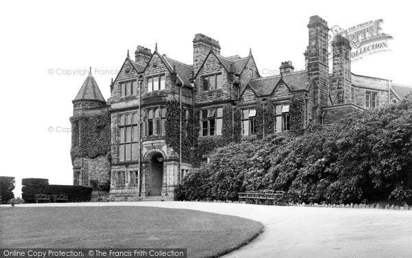 Bebington, Brackenwood Golf House Cafe 1936