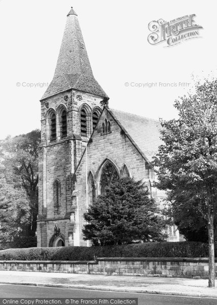 Bebington, Christ Church c.1965