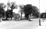 Bebington, Spital Cross Roads c.1965