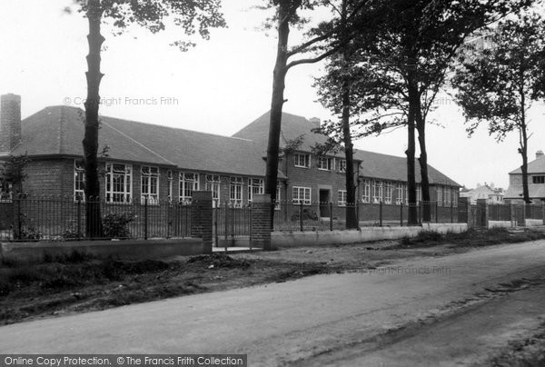 Bebington, Stanton Estate School 1936