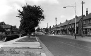Bebington, Teehey Lane 1950
