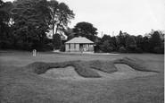 Bebington, The Last Green, Brackenwood Golf Links 1936