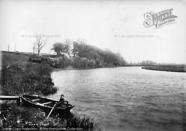 Beccles, Boaters Hill 1894
