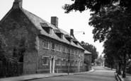 Beccles, Old Sir John Leman School c.1960