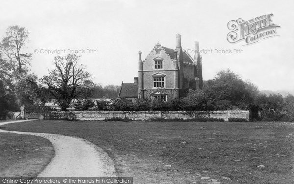 Photo of Beccles, Rhoos Hall 1894