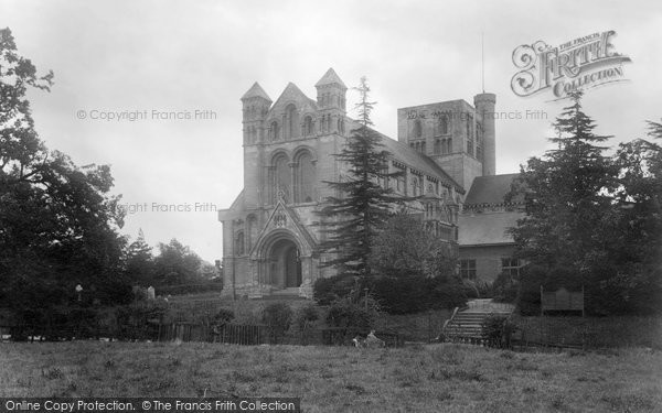 Beccles, St Benet's R.C Church 1923
