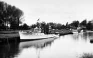 Beccles, The Quay c.1955