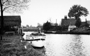 Beccles, The River c.1950